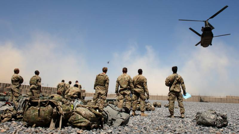 Australia says troops pulled out ahead of Kabul blast