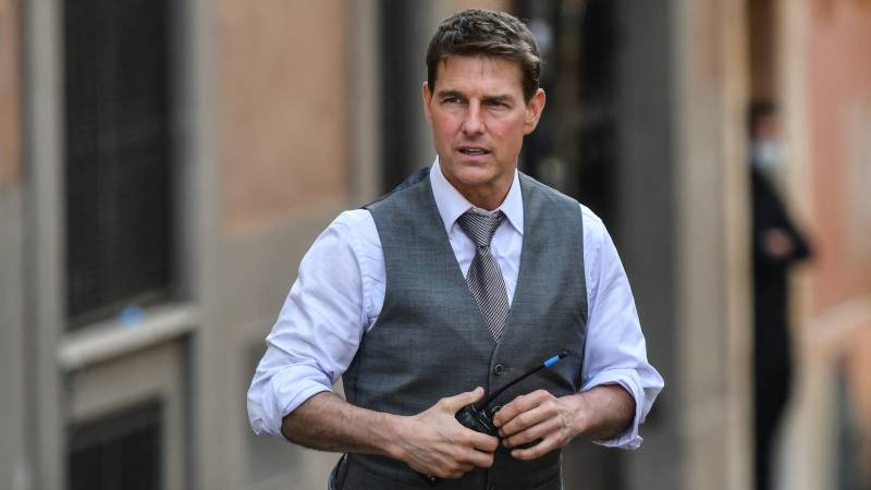 Mission impossible: To rescue Tom Cruise's stolen luggage