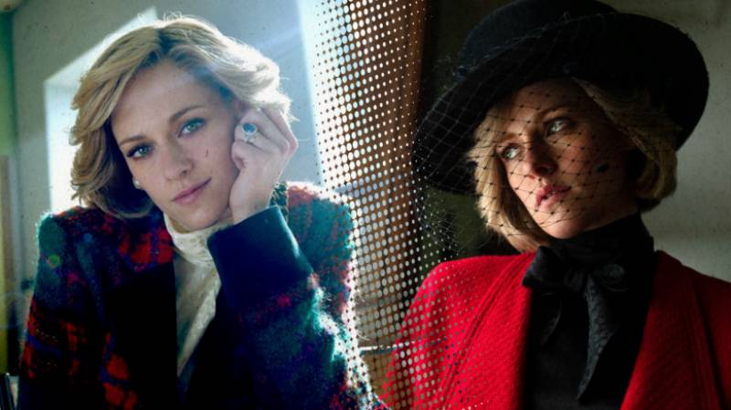 Trailer of movie based on Lady Diana released