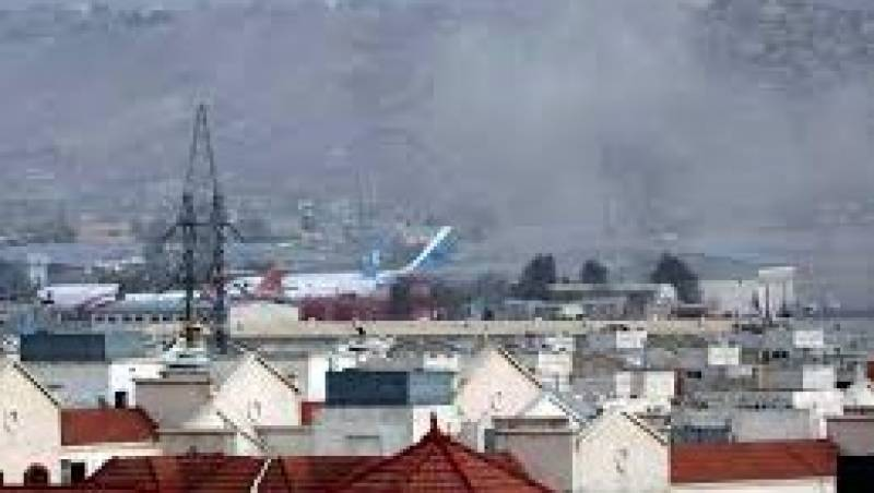 Two UK nationals among dead in Kabul airport attack: govt