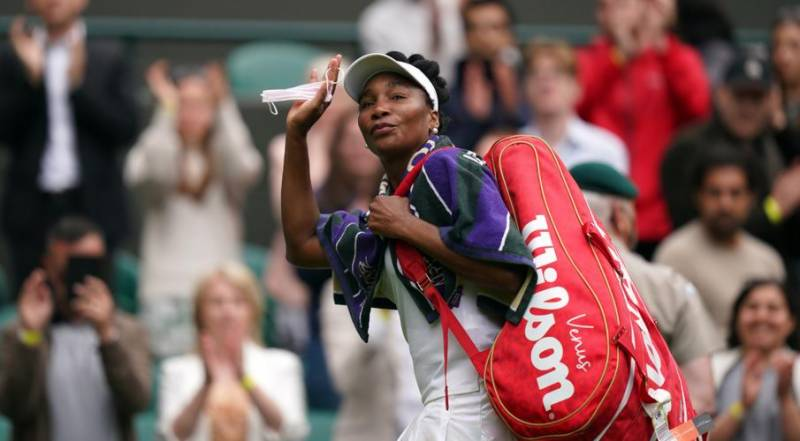Venus Williams follows sister Serena out of US Open