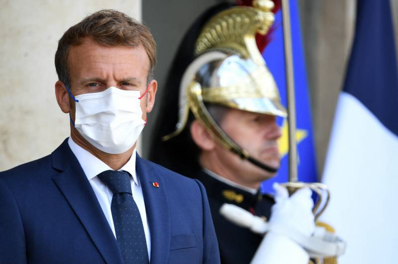 Macron to attend Baghdad summit amid fears over IS