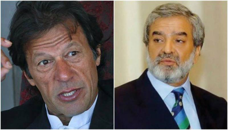 PM Imran commends Ehsan Mani for his services to promote cricket