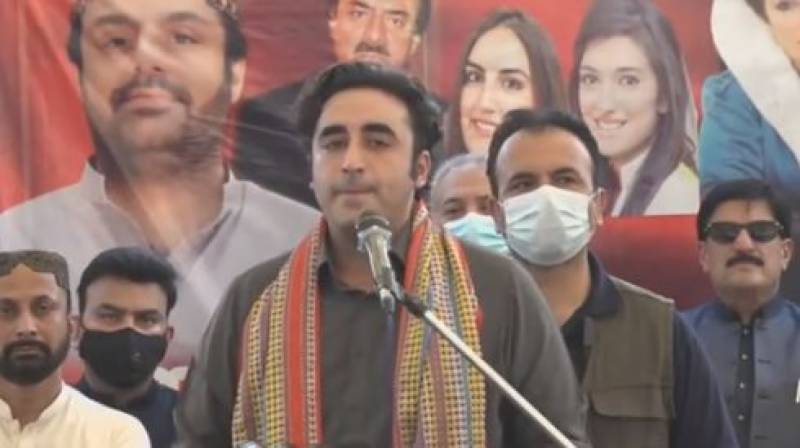 This is Imran Khan's first and last government, says Bilawal