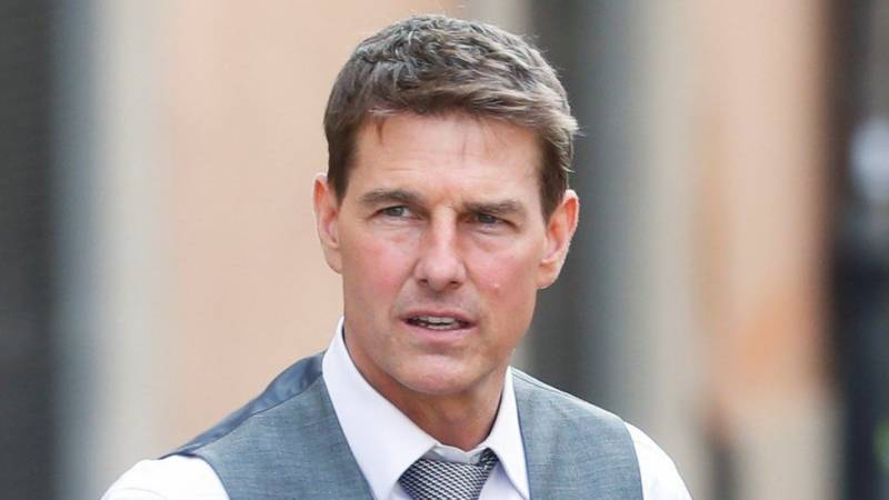 Tom Cruise's car stolen during film shooting in UK