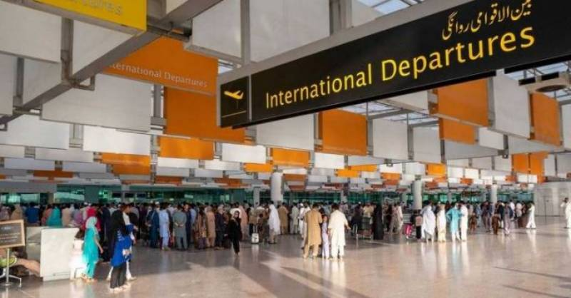 Transit passengers from Kabul to stay at Islamabad airport
