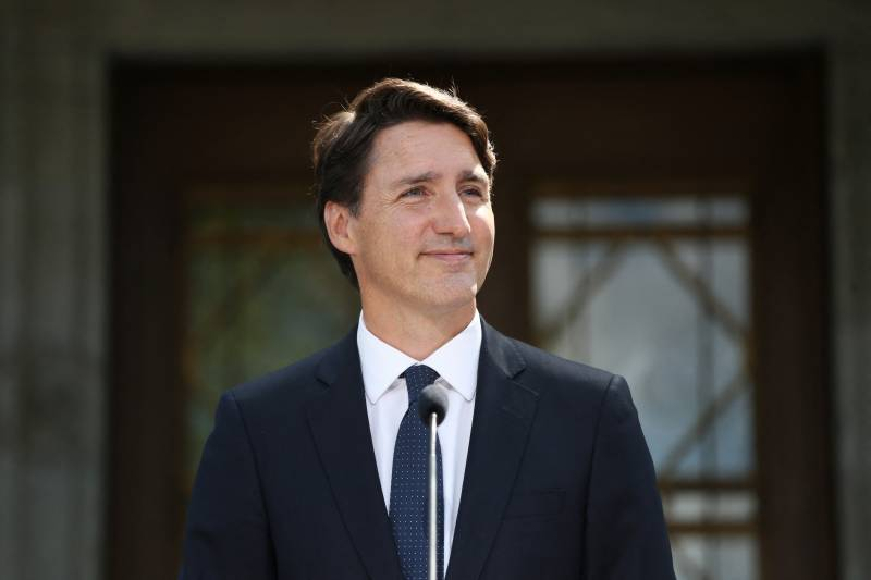 Canada polls show Trudeau rival gaining weeks ahead of vote