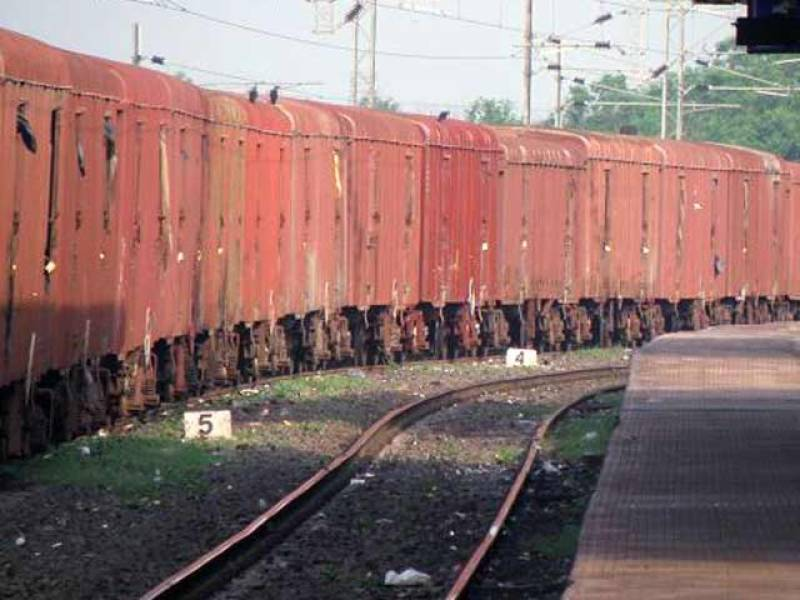Track shut after crude oil leaked from train in Nawabshah