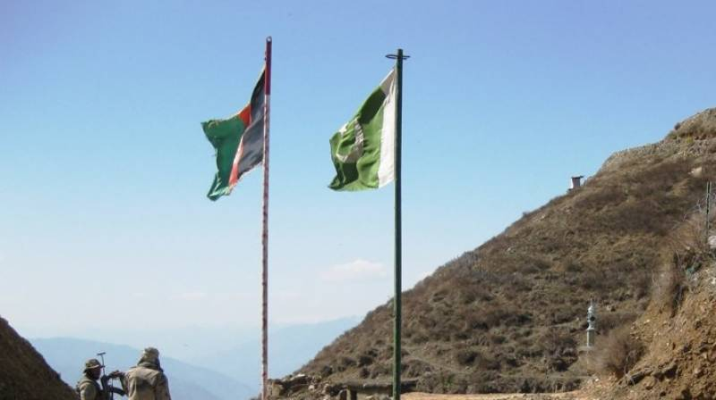Two Pakistani soldiers martyred in terror attack from Afghanistan