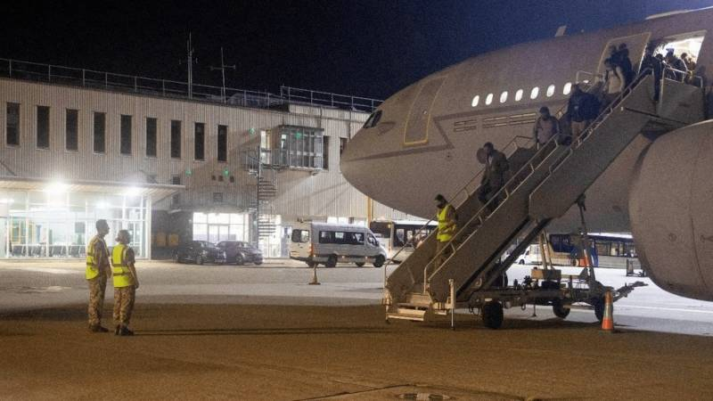 First WHO flight since Taliban takeover lands in Afghanistan