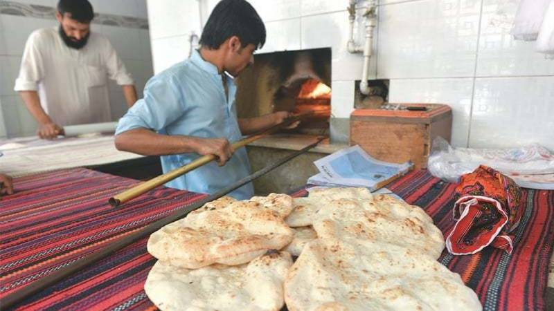 Roti rate increased from Rs8 to Rs10 in Lahore