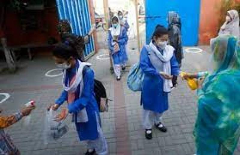 Schools reopen in Sindh with strict Covid restrictions