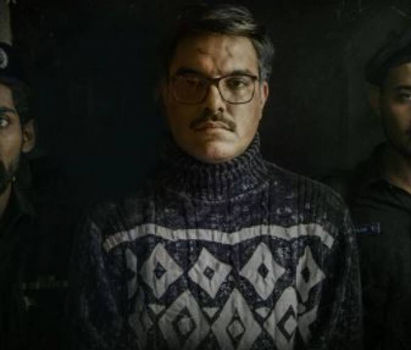 Yasir Hussain becomes SERIAL KILLER in upcoming project