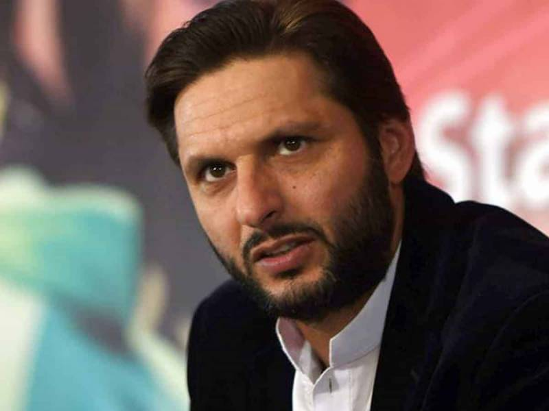 Shahid Afridi wants to play for Quetta Gladiators