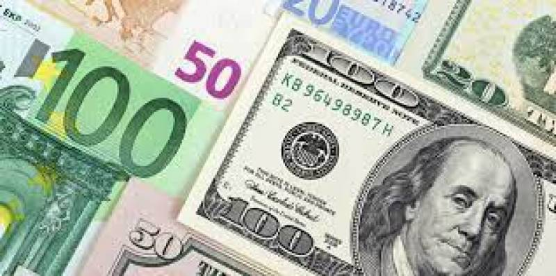 Foreign currencies pound Pakistani rupee