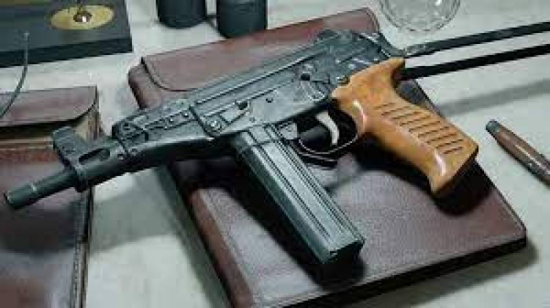 Man with illegal SMG gun arrested at Islamabad Airport