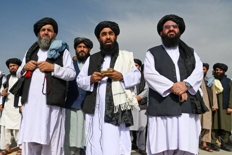 Taliban say want good diplomatic relations with US, world