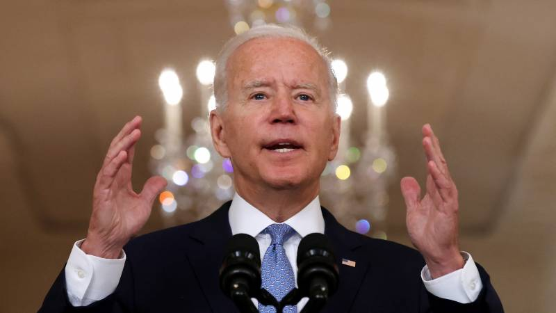 Biden defends Afghanistan exit as 'best decision for America'