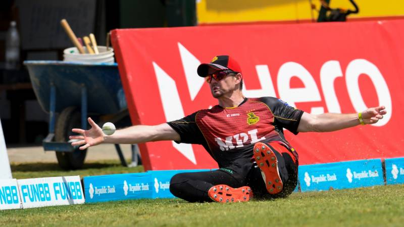 Trinbago Knight Riders beat Saint Lucia Kings in CPL