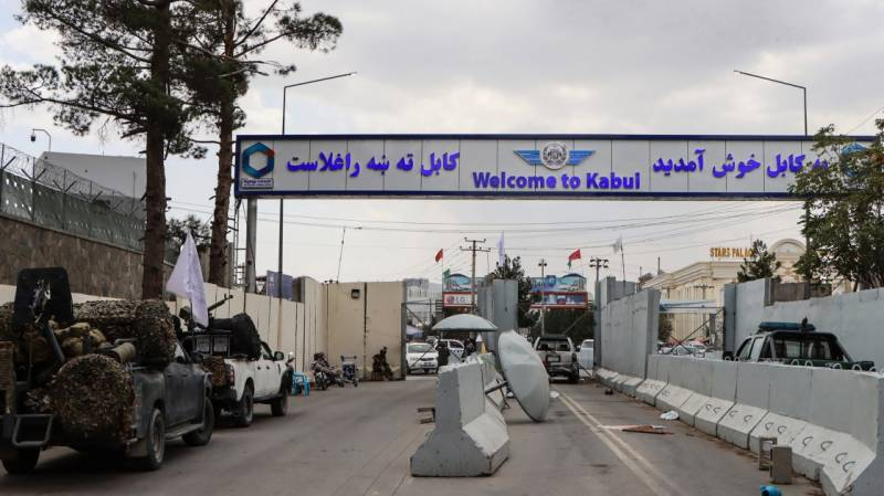 Qatar team in Kabul for restart of 'airport ops'