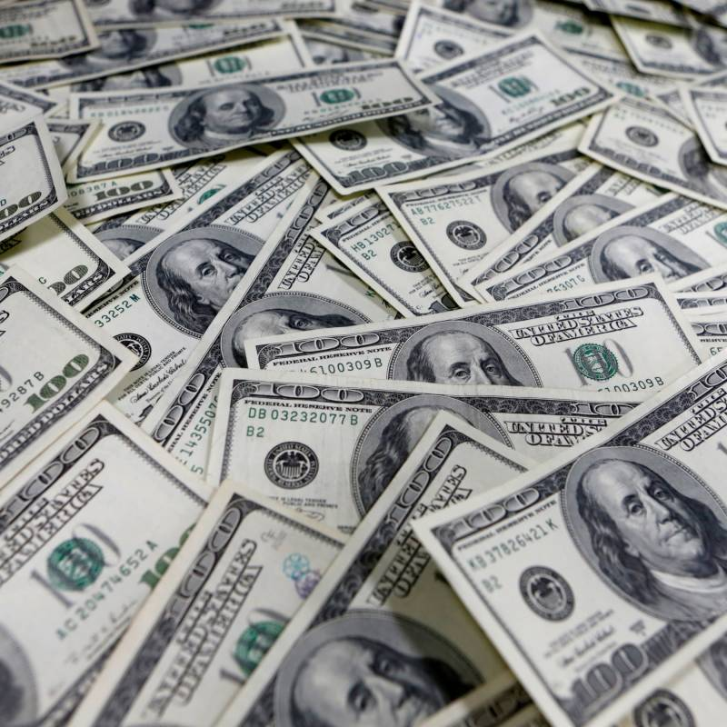 US dollar inches towards Rs167 against Pakistani rupee