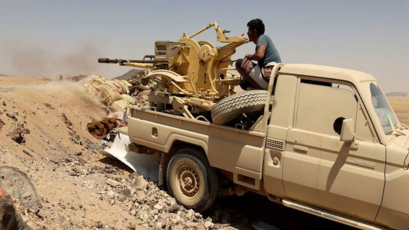 65 dead as Yemen rebels launch new assault on government stronghold