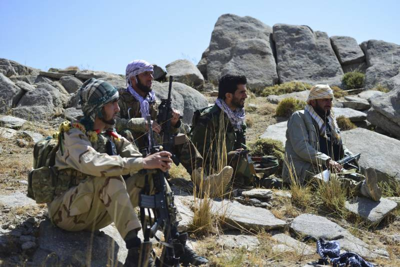 Fighting rages as Taliban fighters repulse attacks in Panjshir province