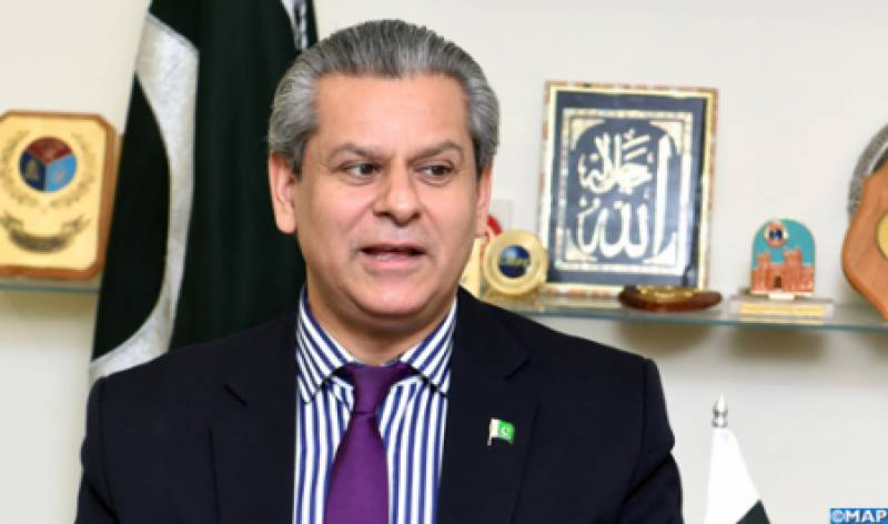 Pakistan's envoy to Morocco briefs African envoys on Pakistan's role in Afghanistan