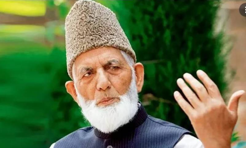 Syed Ali Shah Geelani laid to rest in night-time funeral in Srinagar