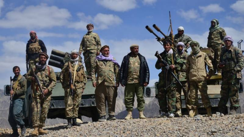 In Afghanistan's Panjshir, anti-Taliban forces fight on