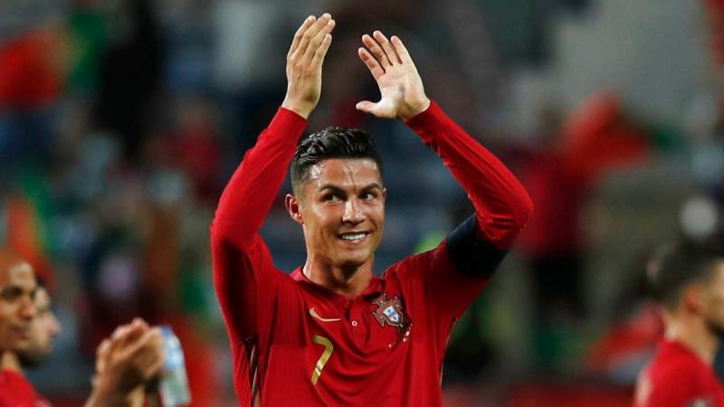 Ronaldo 'not closing the count' after breaking international scoring record