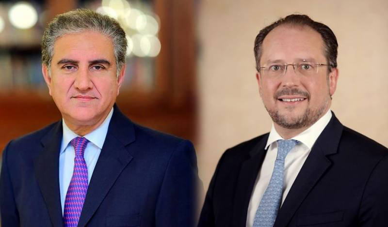 Austria thanks Pakistan for support in transit of its nationals from Afghanistan