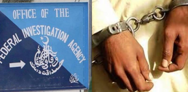 FIA Anti-Human Trafficking cell books two in different cases