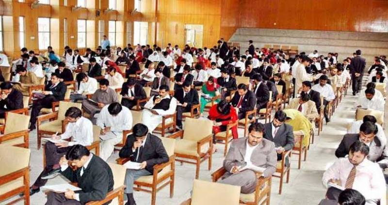 Vaccination certificate must for sitting in PPSC exams