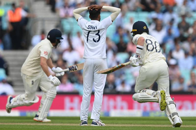 Pope, Bairstow answer England's prayers against India