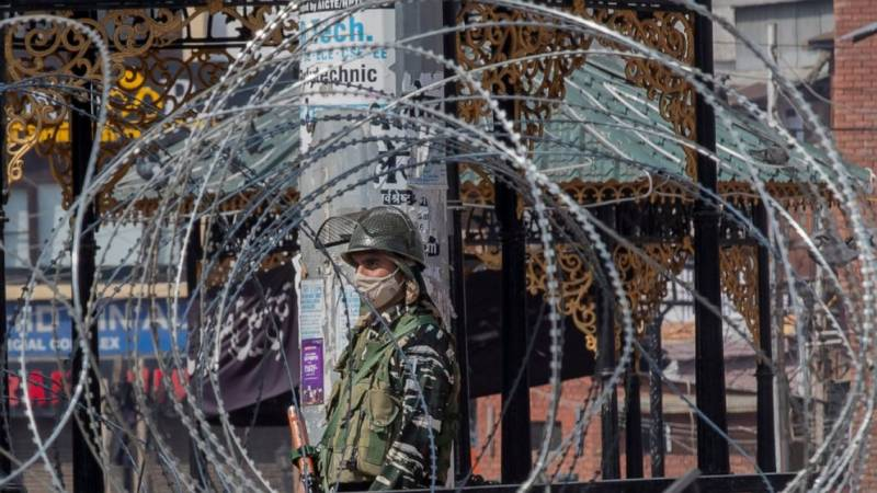 Kashmir tensions spike after separatist icon's death