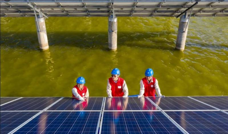 WTO rules for US in Chinese solar tariff dispute