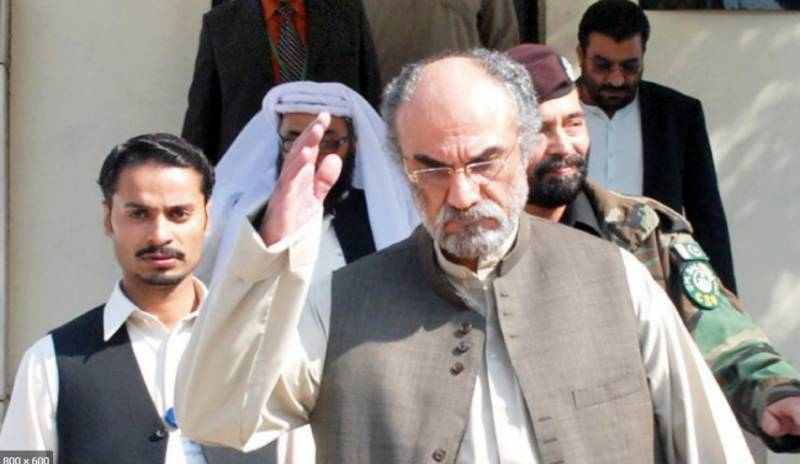 Rs817m corruption: Raisani brothers plea against NAB reference rejected