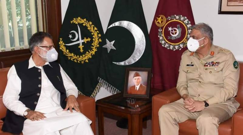 Pakistan Army committed to Kashmir cause, says COAS