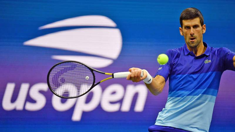 Djokovic tries to move closer to Grand Slam at US Open