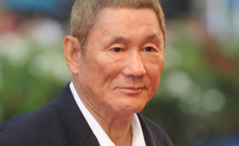 Famed Japanese film director Takeshi Kitano attacked with pickaxe