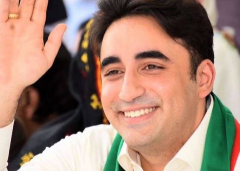 Bilawal asks people to support his party to change fate of country