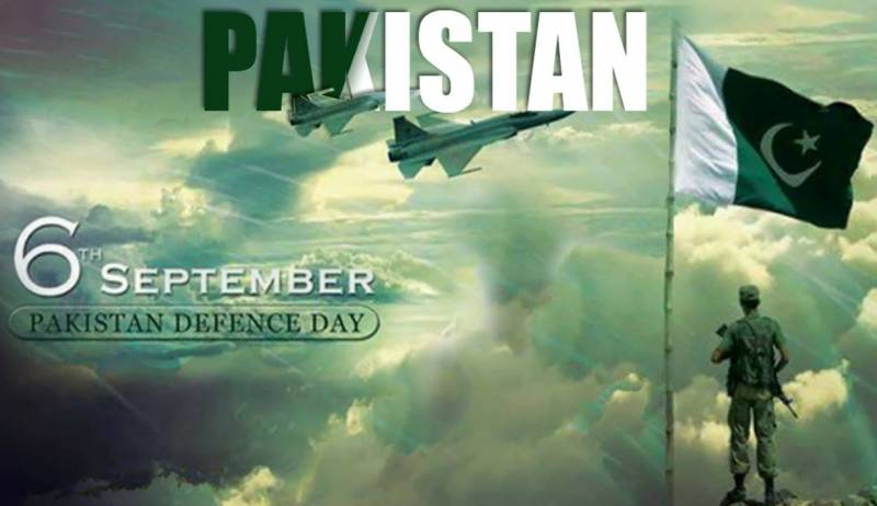 Defence and Martyr's Day being observed with patriotic zeal and fervour