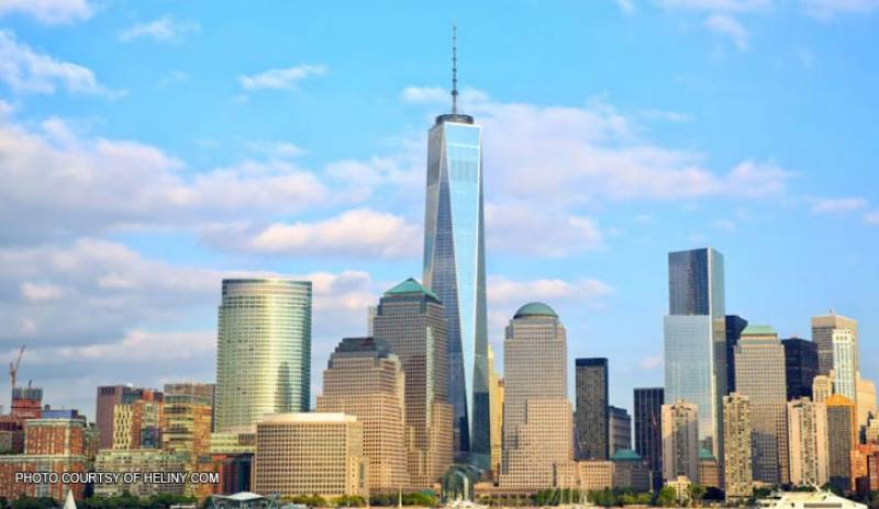 'Freedom Tower' - the skyscraper symbolizing New York's resilience