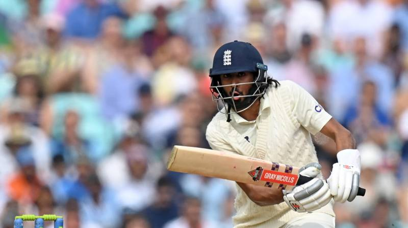 Hameed holds firm as England look to Root in India thriller