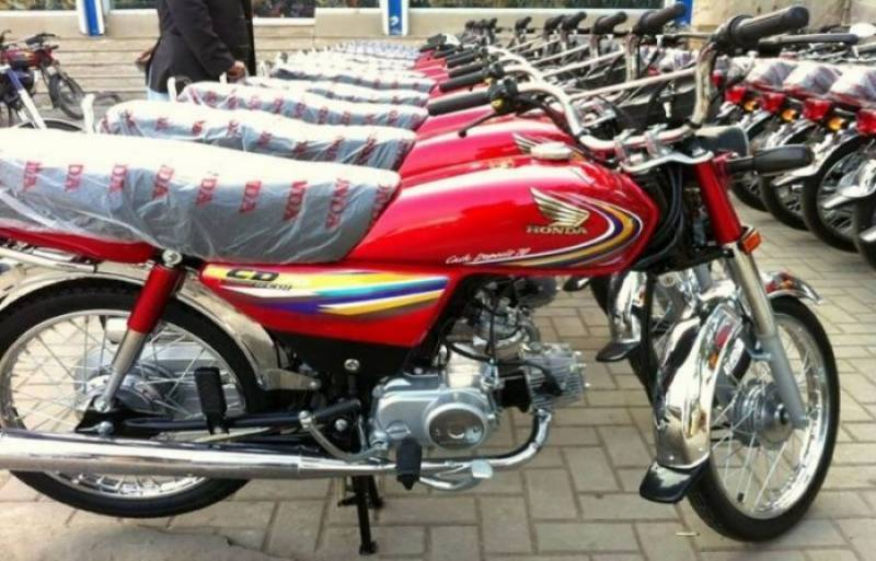 Motorcycle prices rise fifth time in 2021