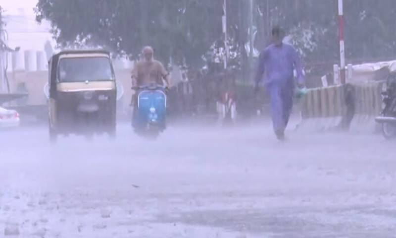 New monsoon spell likely to bring rain in Sindh from Sept 9