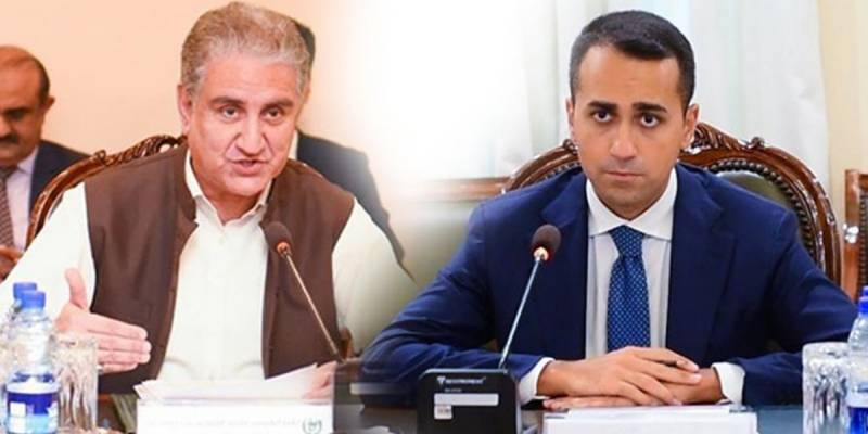 Pakistan, Italy agree to strengthen bilateral ties