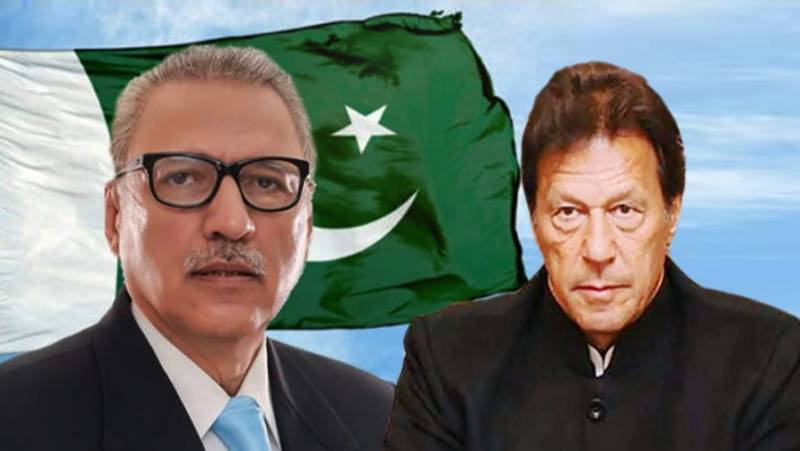 President, PM reiterate support to Kashmiris on Defence Day