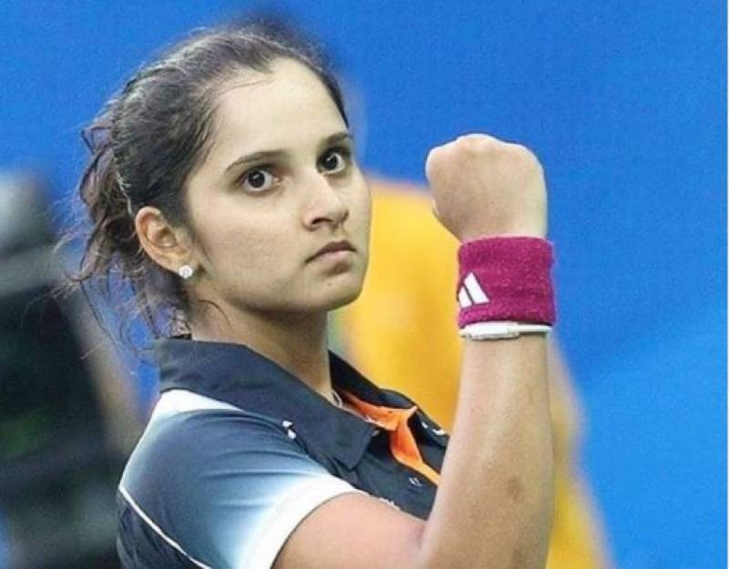Sania Mirza gives us an insight in her 'pressure-filled' life